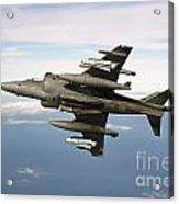 Harrier Gr7 Acrylic Print