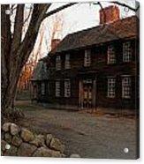 Hartwell Tavern 2 Acrylic Print