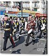 Hastings Old Town Carnival Acrylic Print