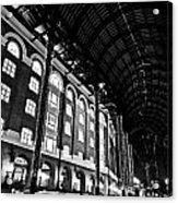 Hays Galleria London Acrylic Print