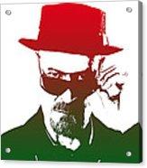 Heisenberg - 2 Acrylic Print