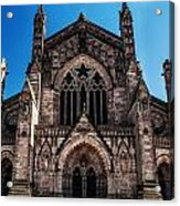 Hereford Cathedral Acrylic Print