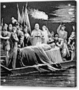 Hernando De Soto (c1500-1542) Acrylic Print