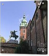 Historic Centre Cracow Poland  Acrylic Print