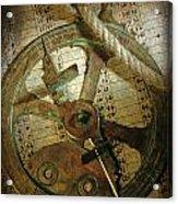 Historical Navigation Acrylic Print