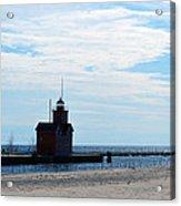 Holland Lighthouse Acrylic Print