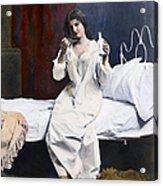 Home Medicine, 1901 Acrylic Print