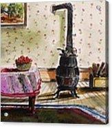 Homestead Room Acrylic Print by John Williams