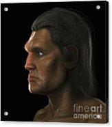 Homo Sapiens Acrylic Print