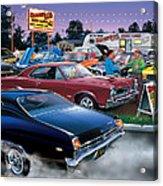 Honest Als Used Cars Acrylic Print
