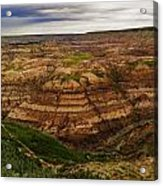 Horse Theif Canyon Acrylic Print