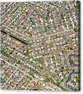 Housing Development, Florida Acrylic Print