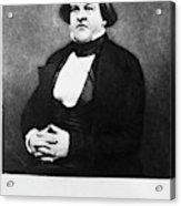 Howell Cobb (1815-1868) Acrylic Print