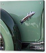 Hudson Hornet Acrylic Print