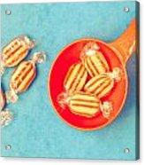 Humbug Sweets Acrylic Print