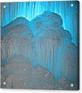Ice Rising Acrylic Print