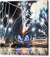 Illuminations Acrylic Print