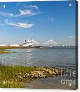 Port Of Call Acrylic Print