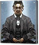 Inner Lincoln Acrylic Print