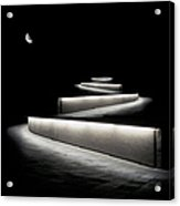 Into The Night II Acrylic Print
