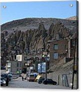 Iran Kandovan Stone Village Acrylic Print