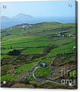 Irish Coast Acrylic Print