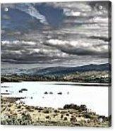 Irish Landscape Acrylic Print