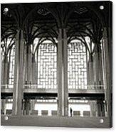 Iron Mosque Acrylic Print
