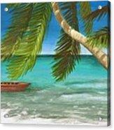 Island Breeze Acrylic Print