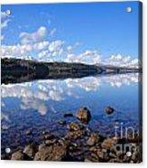 Isle Of Skye Acrylic Print by Aditya Misra