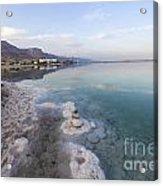 Israel Dead Sea Acrylic Print