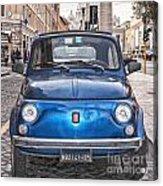 Italia Classico Acrylic Print