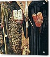 Jacomart, Jaume Ba��, Called 1410-1461 Acrylic Print
