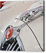 Jaguar Emblem Acrylic Print
