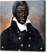 James Armistead Lafayette Acrylic Print