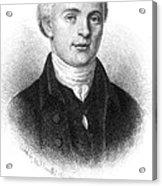 James Mchenry (1753-1816) Acrylic Print