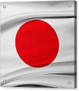 Japanese Flag Acrylic Print