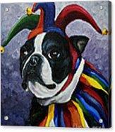 Jester II Acrylic Print