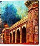 Jhangir Tomb Acrylic Print