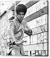 Jim Kelly Acrylic Print