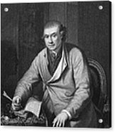 John Hunter (1728-1793) Acrylic Print