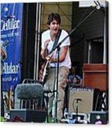 John Mayer And Robbie Mcintosh  Taste Of Chicago Acrylic Print