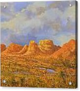 Joshua Tree National Park 1 Acrylic Print