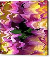 Jowey Gipsy Abstract Acrylic Print