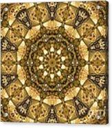 Kaleidoscope 45 Acrylic Print