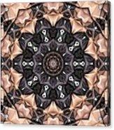 Kaleidoscope 48 Acrylic Print