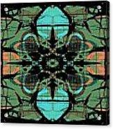 Kaleidoscope Flower 4 Acrylic Print