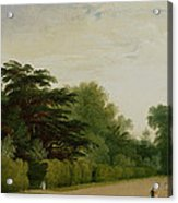 Kensington Gardens Acrylic Print