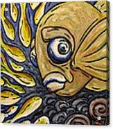Responsible Fish Acrylic Print