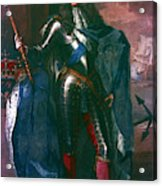 King James II Of England (1633-1701) Acrylic Print
